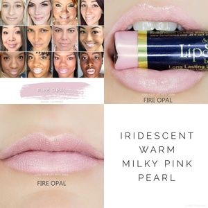Fire Opal SeneGence LipSense Color